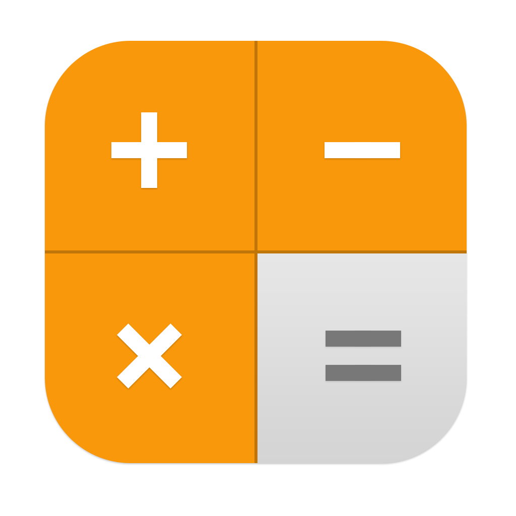 Calculator Simple Png image #8176