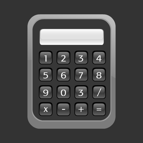 Drawing Calculator Icon image #8196