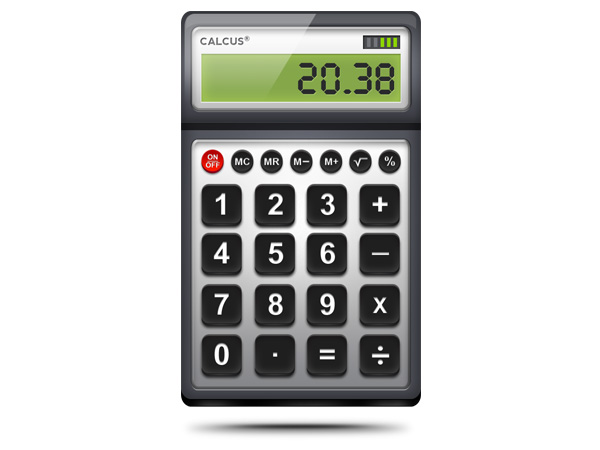 Save Calculator Png image #8201
