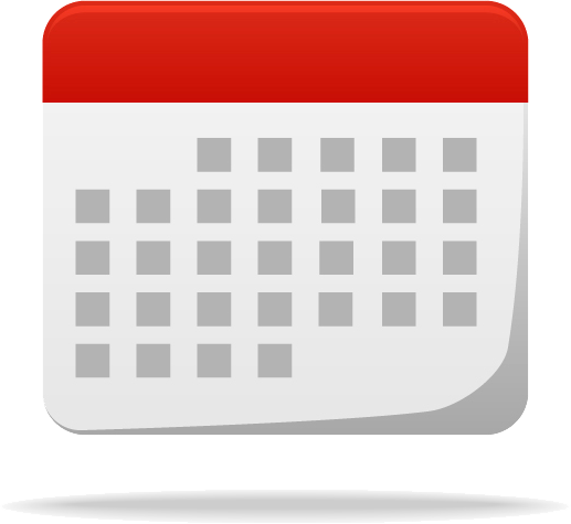 Calendar Icon Png Transparent : Png calendar transparent free icons and