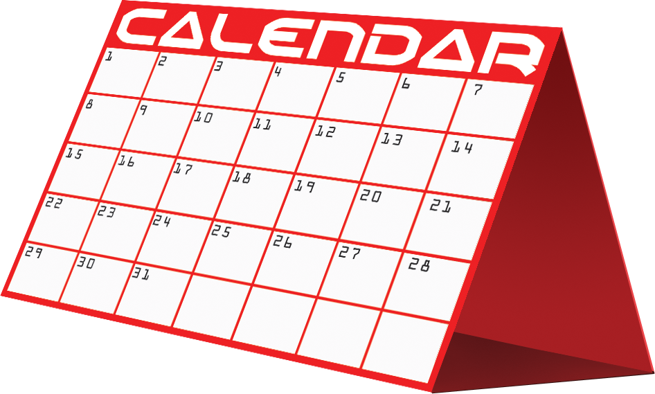 Best Png Calendar Collections Image image #29552