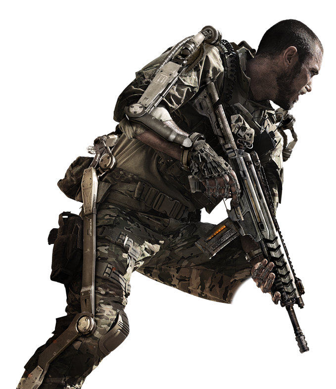 Call Of Duty Advanced Warfare Picture Png image #43319