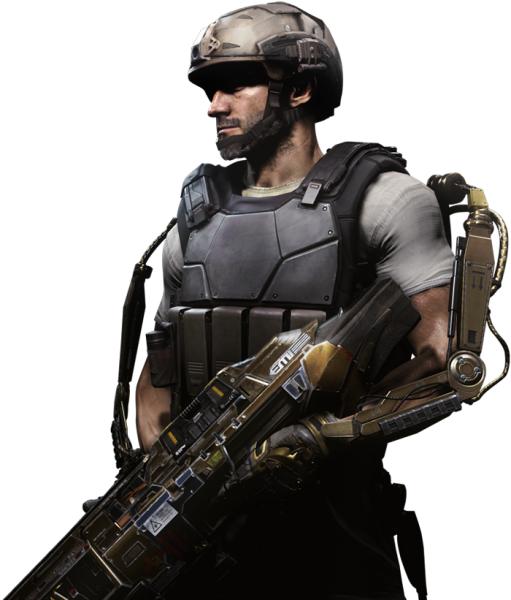 Call Of Duty Advanced Warfare Png Photo image #43313
