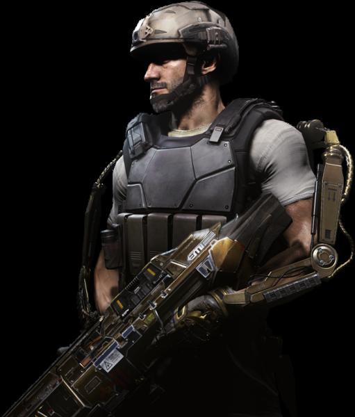 Call Of Duty Advanced Warfare Png Photo image #43313
