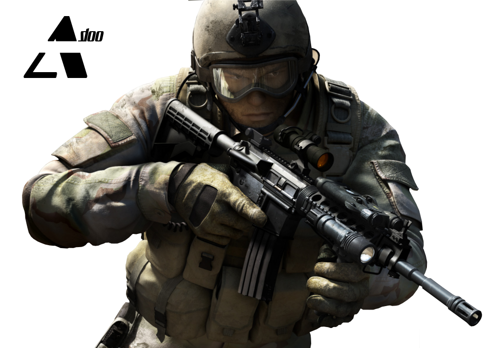 Call Of Duty Render Png Image image #43312