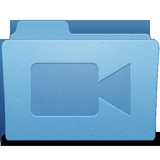 Camera File Bag and Movies Folder Images Symbol