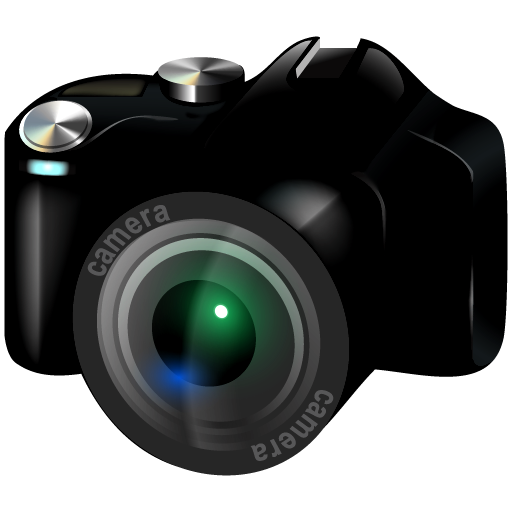 Camera Icon  Free Large Design Icons  SoftIconsm