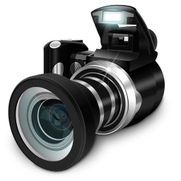 Camera Icon | Junior Iconset | Treetog ArtWork