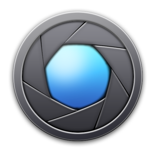 Android Camera, shutter icon