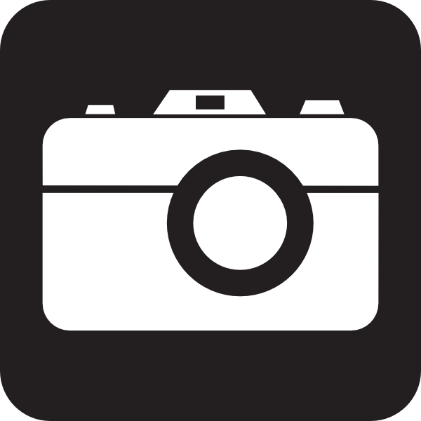 Camera Icon Clip Art , royalty