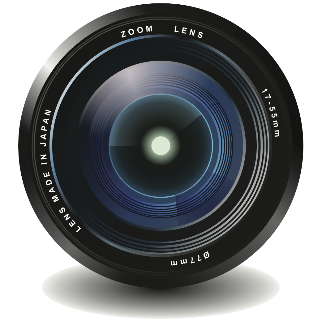 Lens Png Clipart Collection