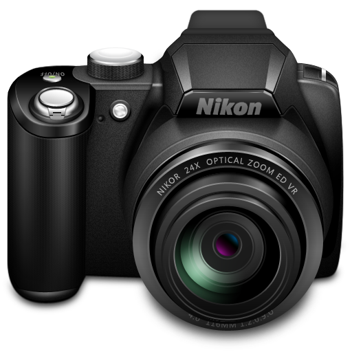 Camera Nikon Icon   Camera Nikon Icon   SoftIconsm image #48