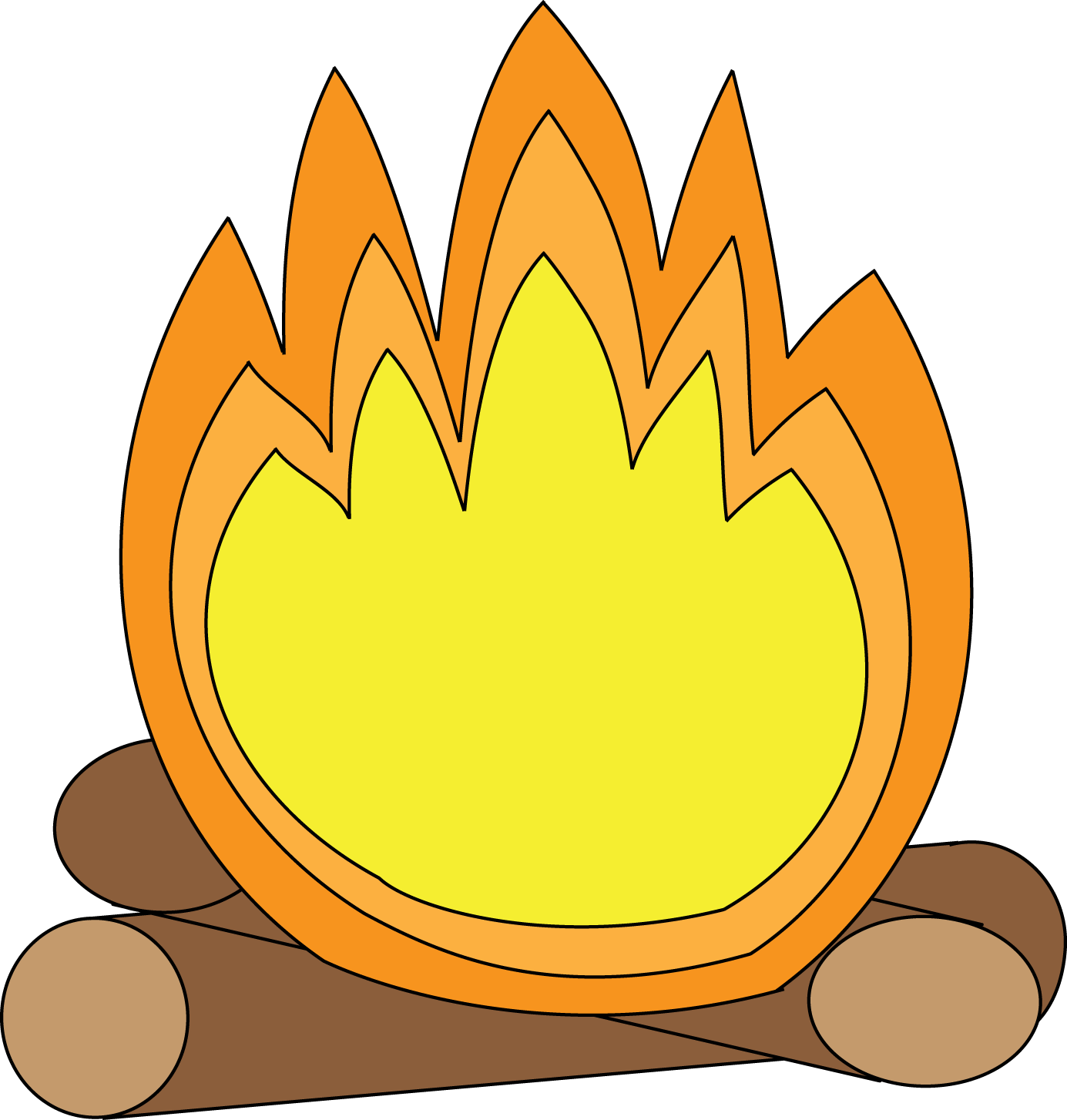 Png Collection Campfire Clipart image #33964