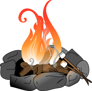 Free Campfire Clipart Pictures image #33968