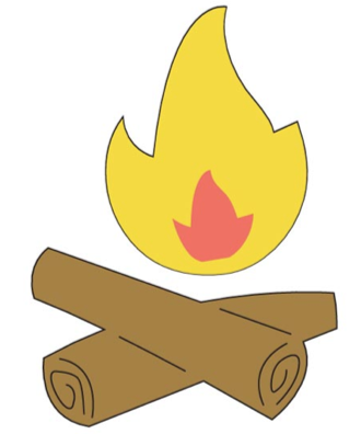 Best Campfire Clipart Png image #33970