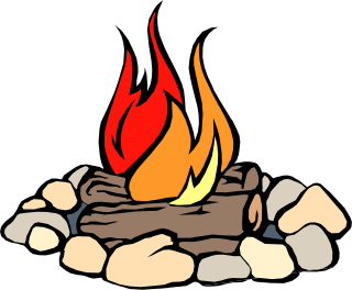 Campfire Png Clipart image #33963