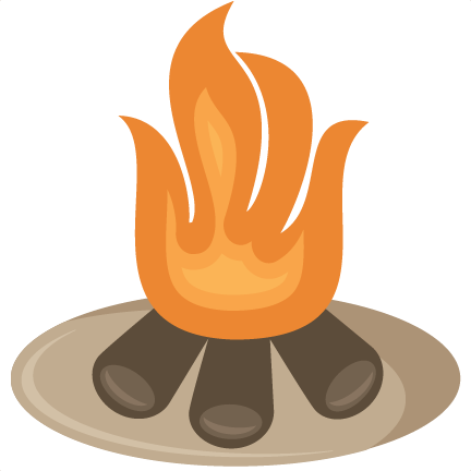campfire png transparent