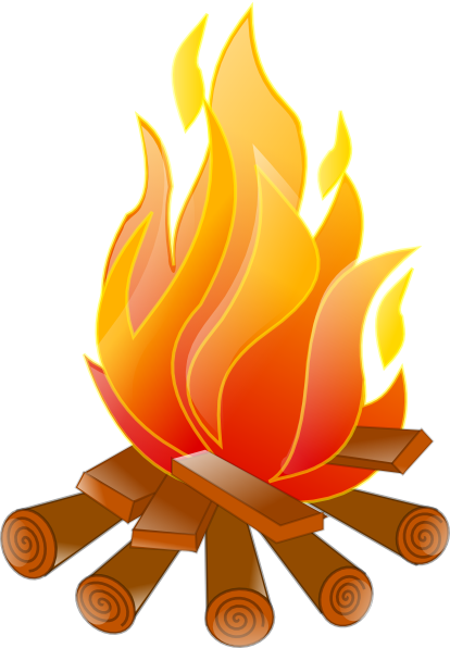 campfire png transparent background