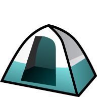 Camping Icon Png image #13512