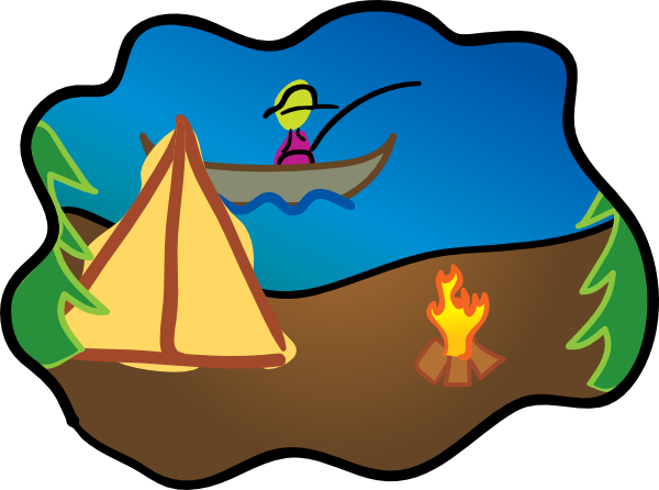 Clipart PNG Campsite image #33979