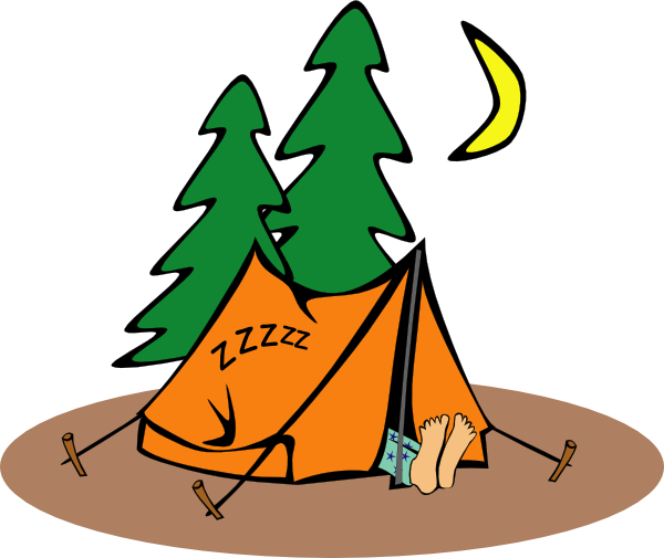 Png Free Vector Download Campsite