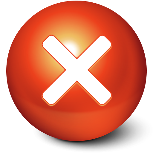Cancel Close Button Png image #30227