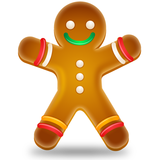 Candy, christmas, cookie icon