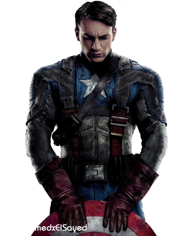 Captain America File PNG image #32557