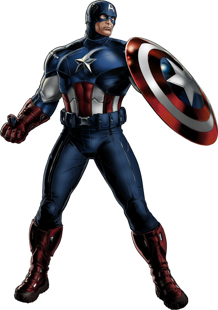 Png Format Images Of Captain America image #32559