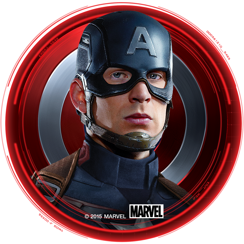 Png Download Captain America Clipart image #32562