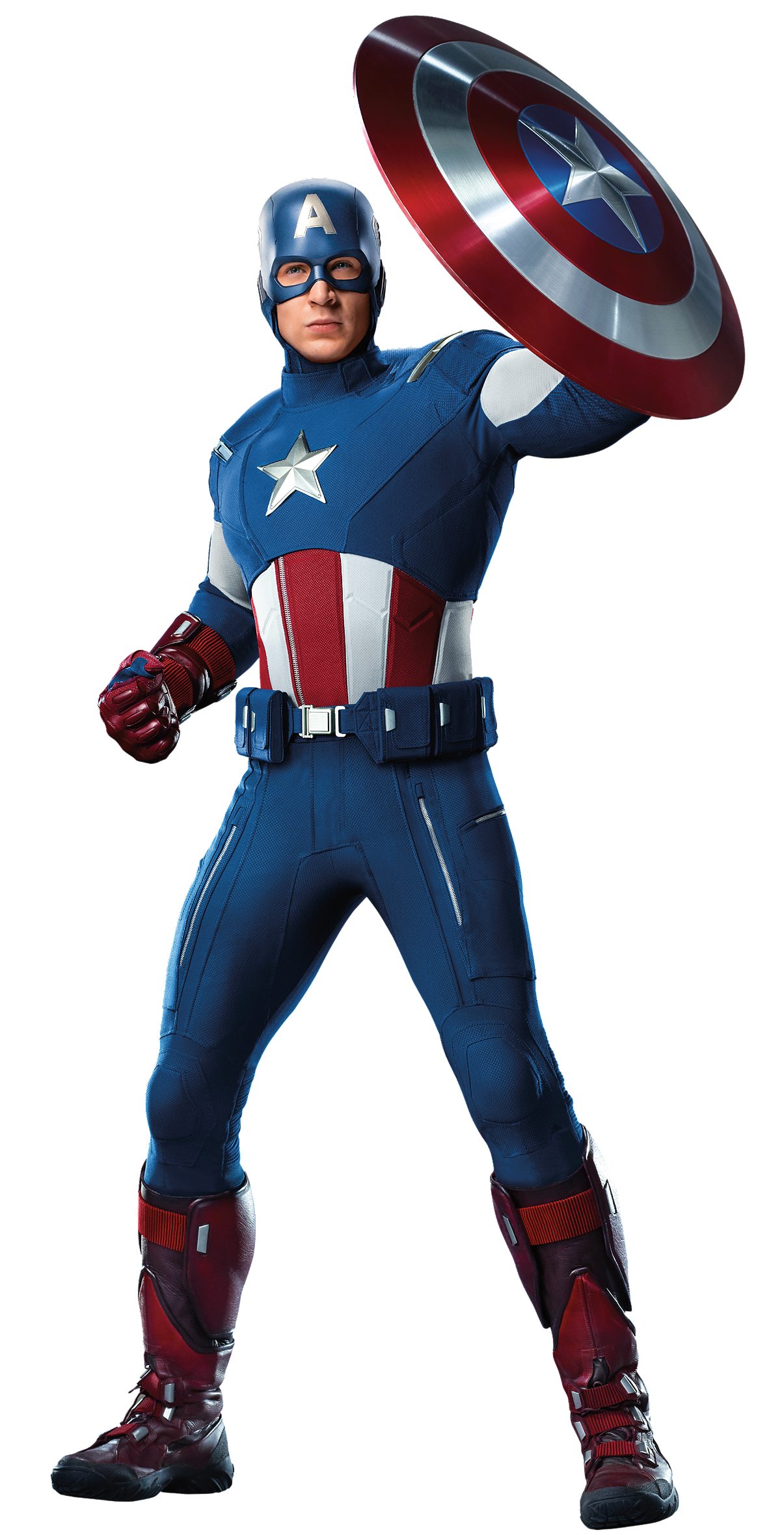 PNG HD Captain America
