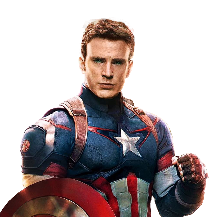 Captain America Pic PNG