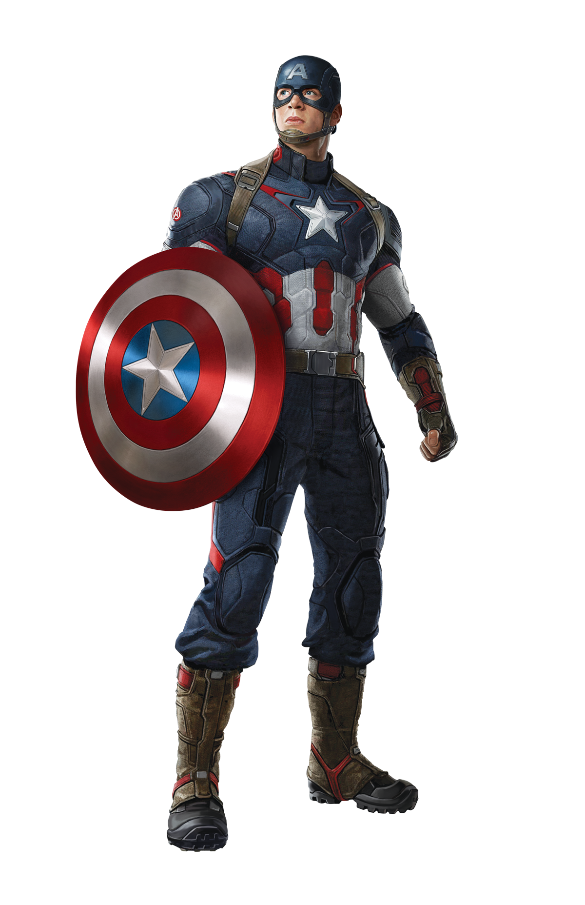 PNG Captain America HD image #32573