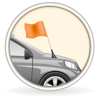 car antenna icon