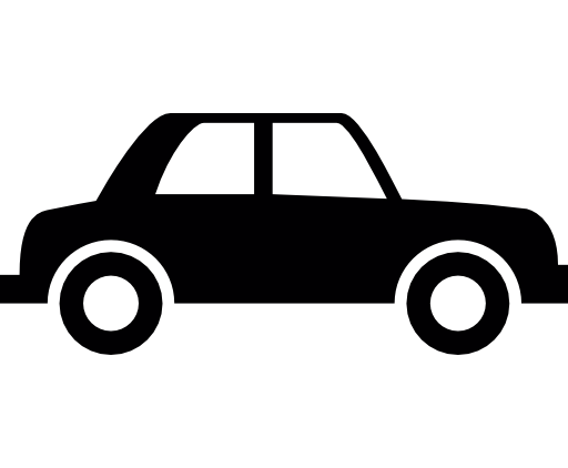 Download Car Silhouet Icon