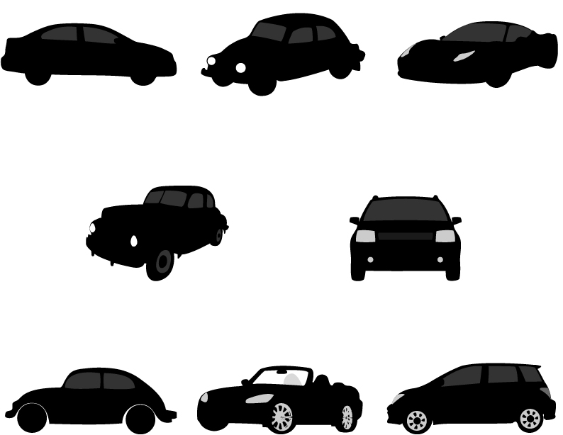 Get Car Silhouet Png Pictures