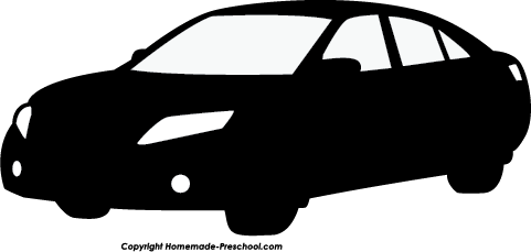 Download And Use Car Silhouet Png Clipart image #21298