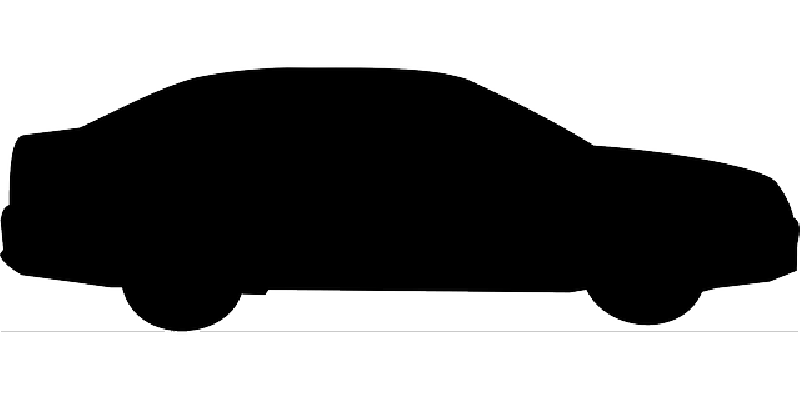 High Resolution Car Silhouet Png Icon image #21301