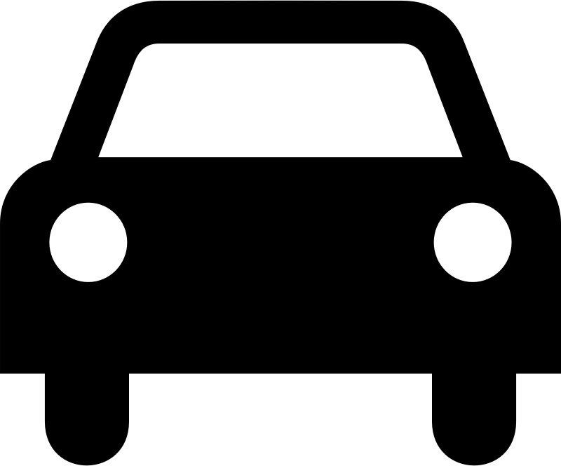 Car Silhouet Download Clipart Png image #21310