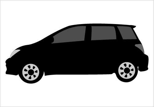 Background Car Silhouet Png Transparent Hd image #21287