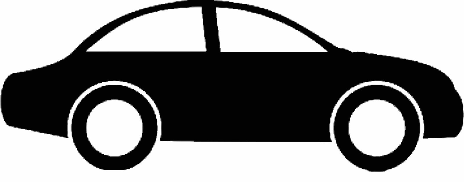 car silhouet png