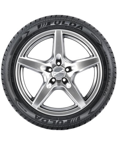 Car Tire Side Fulda carat exelero  german