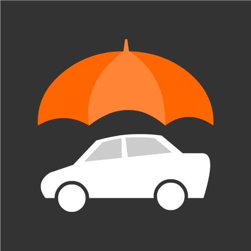 Car Vehicle Insurance Icon image #18840