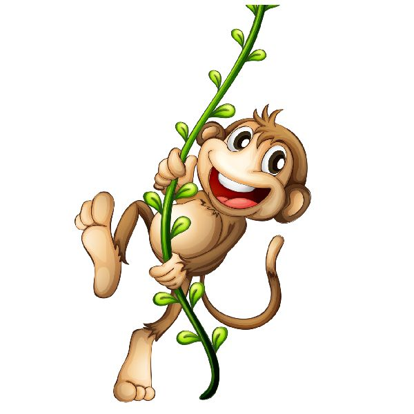 Cartoon Monkey Png image #26149