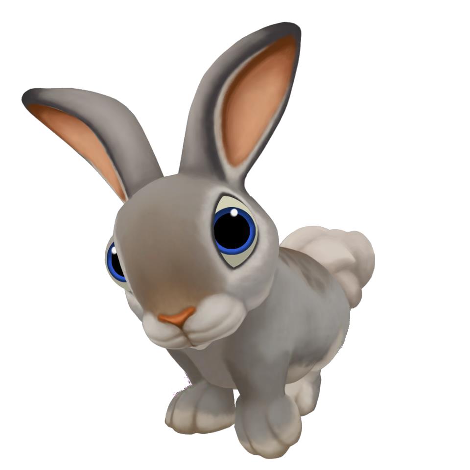 Cartoon Rabbit Png image #40332
