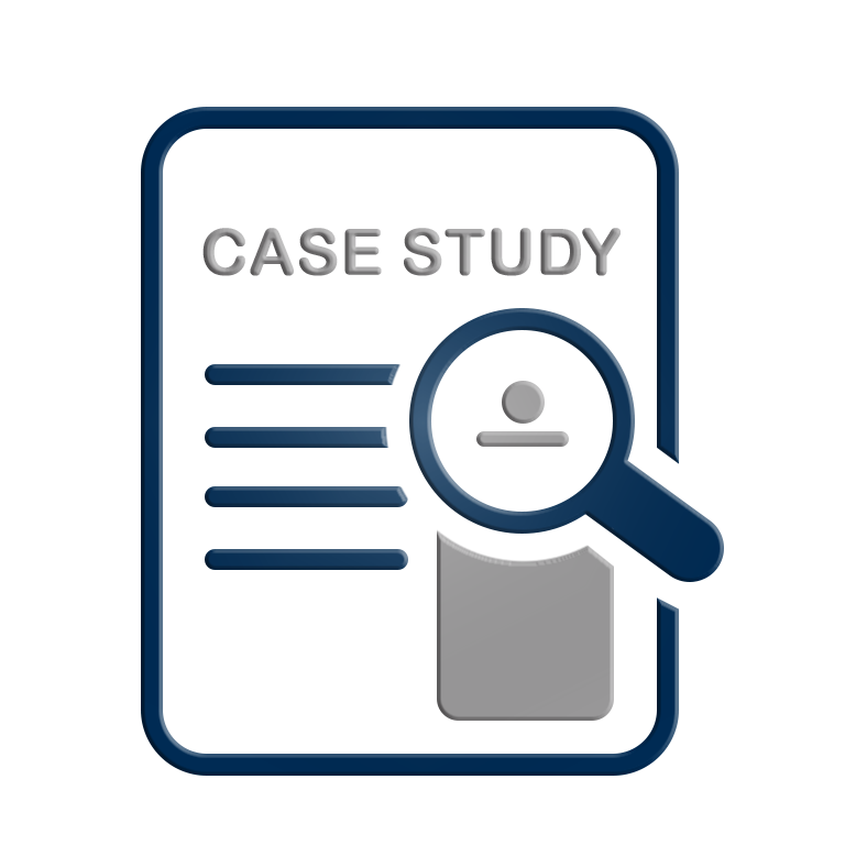 Case study with