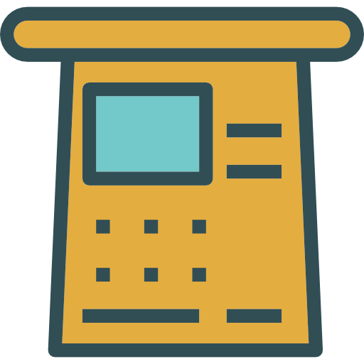 Free Cash Machine Svg image #33722