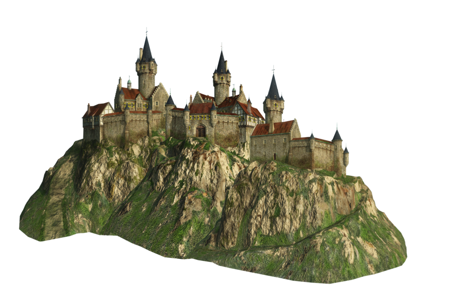 High Resolution Castle Png Clipart image #30645