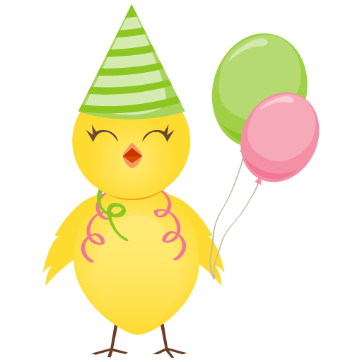 Celebration Download Icon Png image #15267