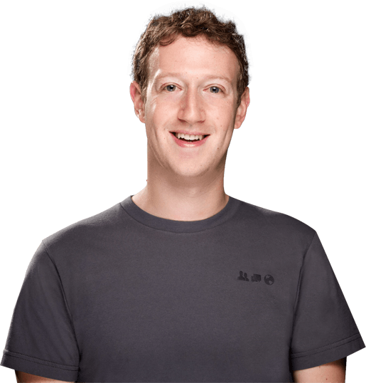 celebrities, mark zuckerberg png images